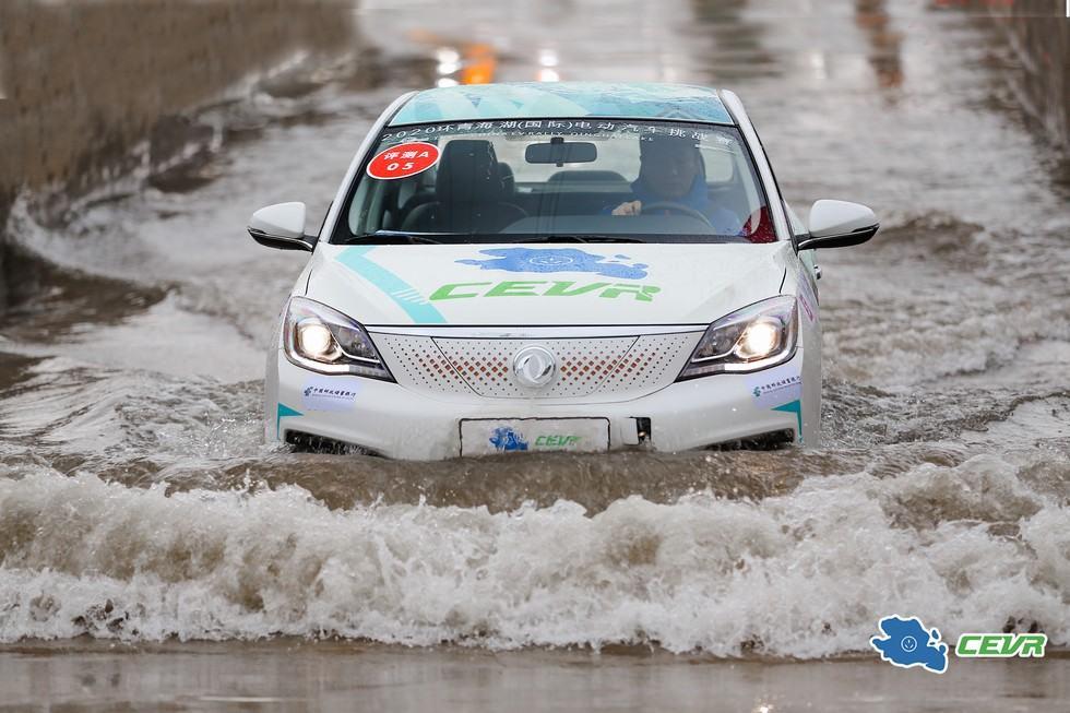 东风新能源汽车展示强劲综合实力
