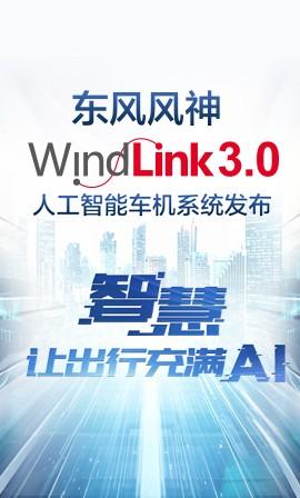 Windlink 3.0人工智能车机系统